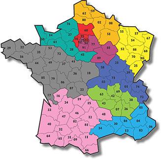 Agences Expresso en France